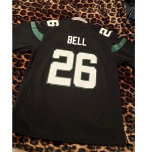 NWOT Authentic Le'Veon Bell Jets Jersey